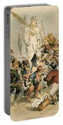 Otto Von Bismarck Portable Battery Charger