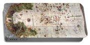 Nina: World Map, 1500 Portable Battery Charger