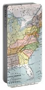 United States Map, C1791 Portable Battery Charger