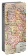 Map: United States, 1905 Portable Battery Charger