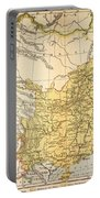 Map: China, 1910 Portable Battery Charger