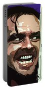 008. Heres Johnny Portable Battery Charger