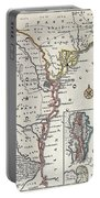 Map: North America, C1700 Portable Battery Charger