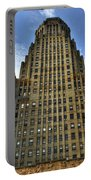 01 Buffalo Ny City Hall Portable Battery Charger