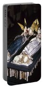 France: Tomb Of John II Portable Battery Charger