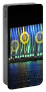 011 Grain Elevators Light Show 2015 Portable Battery Charger