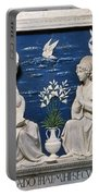 Della Robbia: Annunciation Portable Battery Charger