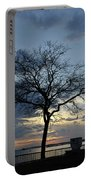 016 April Sunsets Portable Battery Charger