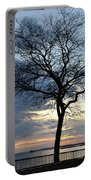 018 April Sunsets Portable Battery Charger