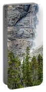0187 Takakkaw Falls Portable Battery Charger