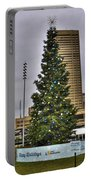 02 Happy Holidays From First Niagara Portable Battery Charger