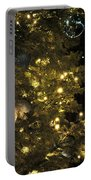 02 Xmas Trees At Canalside And Seneca One Tower Dec2015 Portable Battery Charger