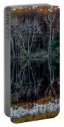 02l Reflections At  Gowen Michigan Portable Battery Charger