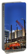 05 Medical Building Construction On Main Street Portable Battery Charger