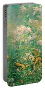 Meadow Flowers Portable Battery Charger