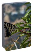 0518- Butterfly Portable Battery Charger