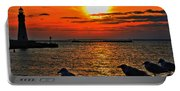06 Sunset Series Portable Battery Charger