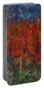 073 Abstract Thought Portable Battery Charger