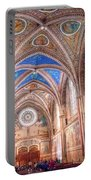 0957 Basilica Of Saint Francis Of Assisi Portable Battery Charger