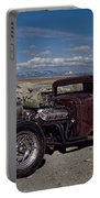 1932 Chevrolet Rat Rod Portable Battery Charger