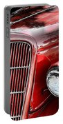 1935 Ford Sedan Grill Portable Battery Charger