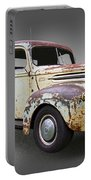 1946 Ford Pickup Truck Portable Battery Charger