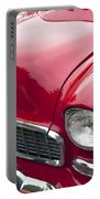 1955 Chevrolet Bel Air Hood Ornament Portable Battery Charger