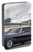 1966 Ford Mustang Coupe II Portable Battery Charger
