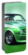 1968 Ford Mustang Fastback I Portable Battery Charger