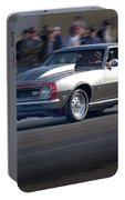 1969 Camaro Ss396 Portable Battery Charger