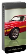 1969 Shelby V8 Gt350  Portable Battery Charger