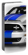 2008 Shelby Ford Gt500kr Portable Battery Charger