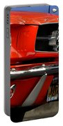 66 Mustang Fastback Portable Battery Charger