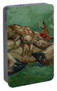 A Crab On Its Back Paris, August-september 1887 Vincent Van Gogh 1853 - 1890 Portable Battery Charger