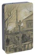 A Guinguette Paris, February - March 1887 Vincent Van Gogh 1853 - 1890 Portable Battery Charger
