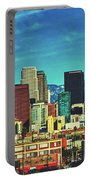 A Slice Of Los Angeles Portable Battery Charger
