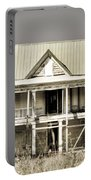 Abandoned Plantation House #1 Portable Battery Charger