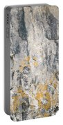 Abstract Texture Old Plaster Portable Battery Charger