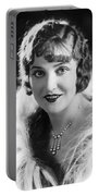 Actress Agnes Ayres Portable Battery Charger