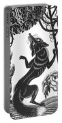 Aesop: Fox & Grapes Portable Battery Charger
