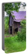 Aging Barn In Woods Series Portable Battery Charger
