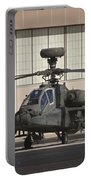 Ah-64d Apache Longbow At Pinal Airpark Portable Battery Charger