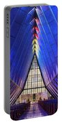 Air Force Academy Cadet Chapel Portable Battery Charger