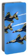 Air Force Thunderbirds Portable Battery Charger
