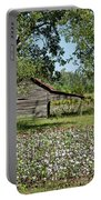 Alabama Cotton Field Portable Battery Charger