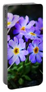 Alaskan Wild Flowers Portable Battery Charger