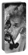 Albert Einstein (1879-1955) Portable Battery Charger
