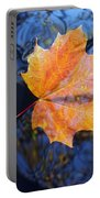All About Autumn Portable Battery Charger