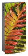 Amaumau Fern Frond Portable Battery Charger