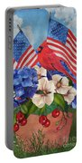 America The Beautiful-jp3210 Portable Battery Charger